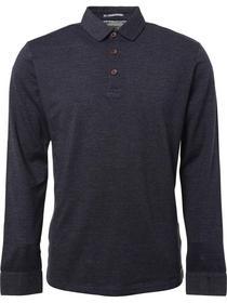 T-Shirt l/sl, Polo, 3 col YD jacqua