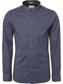 Shirt, l/sl, bttn down, ao printed,