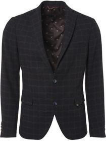 Blazer, woven yarn dyed with wool