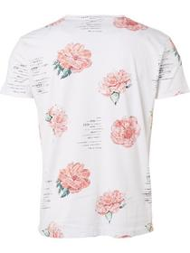 T-Shirt s/sl, R-neck, AO Printed fl