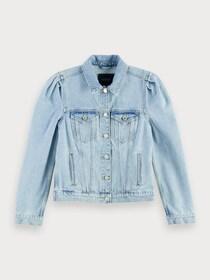 Ams Blauw trucker - organic cotton