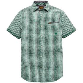 Short Sleeve Shirt Yd Check All Ov