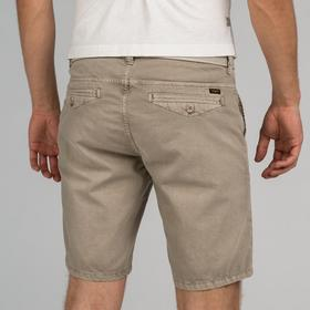 Cotton Linen DOBBY CHINO SHORT