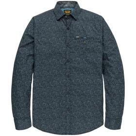 Long Sleeve Shirt Poplin with all-