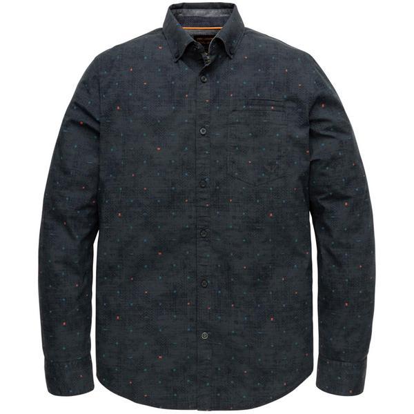 Long Sleeve Shirt Poplin Stretch A