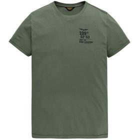 Short sleeve r-neck single jersey