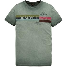 R-neck single jersey