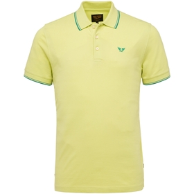 Short Sleeve Polo Stretch Pique
