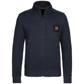 Zip Jacket Soft Sweat Brushed