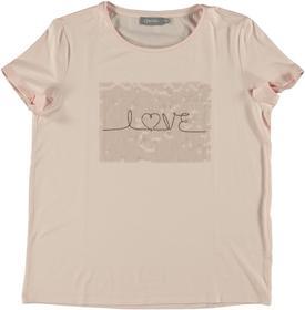 "T-shirt ""LOVE"" s/s"