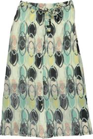 Skirt circel print