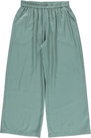 pants wide satin