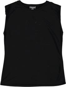 "T-shirt ""keep life simple"" sleeveless"