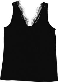Singlet with lace