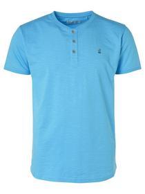 T-Shirt s/sl, Granddad, garm dyed s