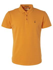 Stone Washed Pique Polo