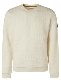 Sweater Crewneck Fancy Jacquard