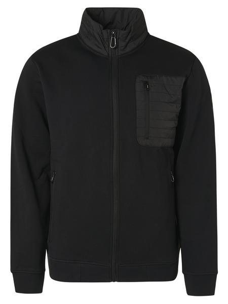 Sweater Full Zip Fleece + Nylon
