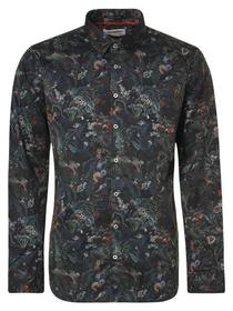 Shirt Long Sleeve All Over Printed Stretch