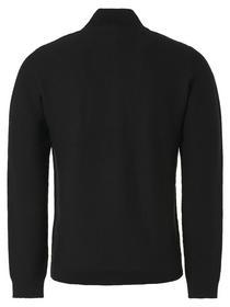 Pullover Full Zip Rib Knit