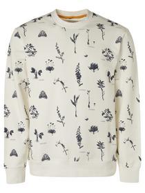 Sweater Crewneck Allover Printed
