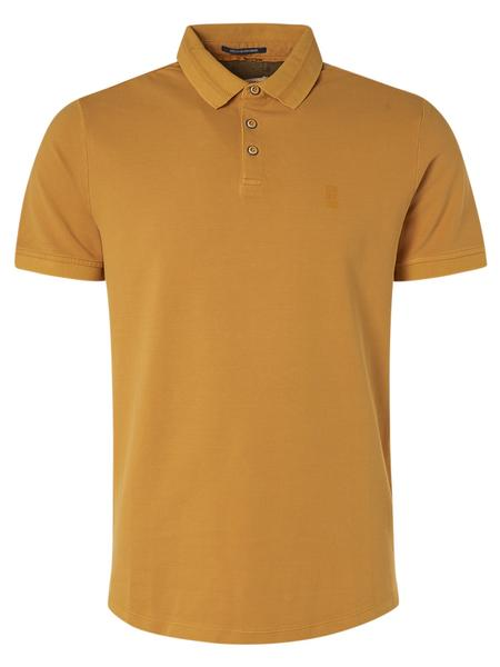 Polo Pique Stretch Stone Washed Organic Cotton