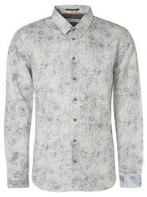 Shirt All Over Printed with Linen