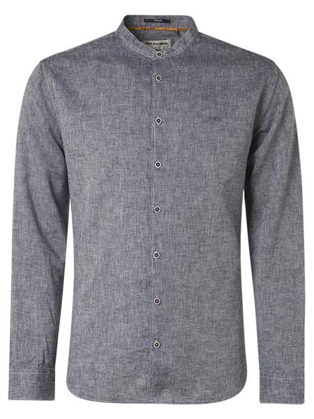 Shirt Granddad 2 Coloured Linen, Night