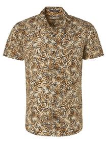 Shirt Short Sleeve Resort Collar Al
