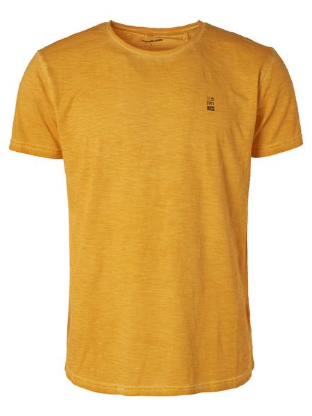 T-Shirt Crewneck Cold Dyed Slub