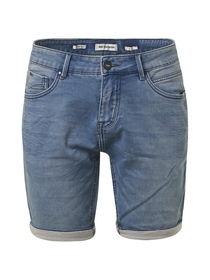 Short Jog Denim Stretch