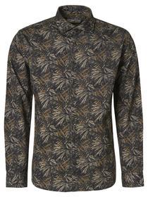 Shirt Allover Printed Coduroy Respo