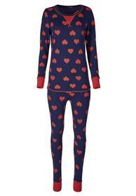 Da. Pyjama lg. - 2279/maritime love