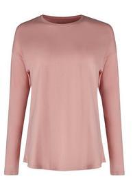Da. Shirt lg. A. - 2311/rose dawn