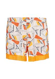 Da. Shorts - 5001/orange graphic
