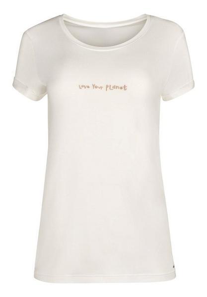 Skiny Damen Shirt kurzarm Nature Love Sleep