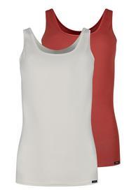 Skiny Damen Tank Top 2er Pack Advantage Cotton