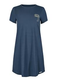 Da. Sleepshirt kz. A. - 5495/midnight navy