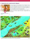 Erkundungsbild mit klickbaren Punkten zur Erläuterung der altägyptischen Landwirtschaft aus dem mBook für das Fach Geschichte.