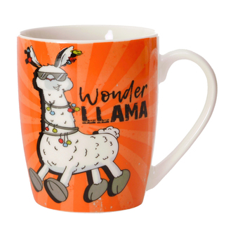 Dekolampe Lama Dekolicht Alpaka Dekoleuchte Stimmungslicht Alpaca Nachtlich