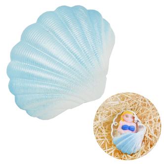 Trinkbecher Meerjungfrau mit Strohhalm Becher Flosse Mädchen lila Meer