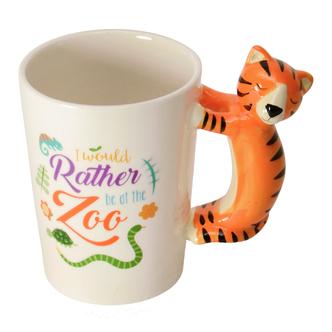 Kaffeebecher Happy Cat mit Wärmeeffekt Tasse Katze Becher Trinkbecher Augen