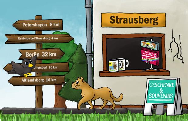 Geschenke Laden Strausberg