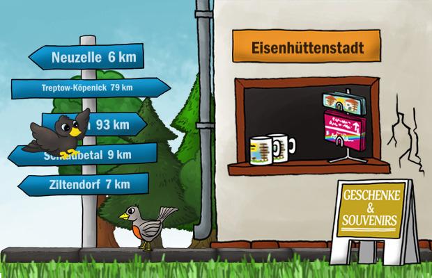 Geschenke Laden Eisenhttenstadt