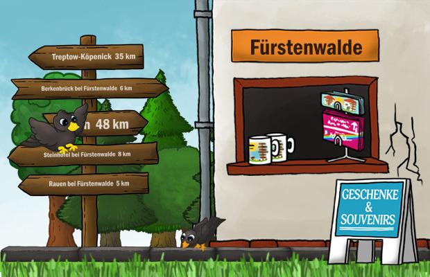 Geschenke Laden Frstenwalde