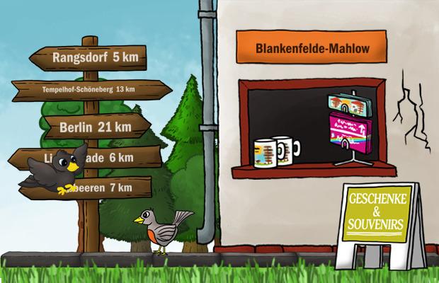 Geschenke Laden Blankenfelde-Mahlow