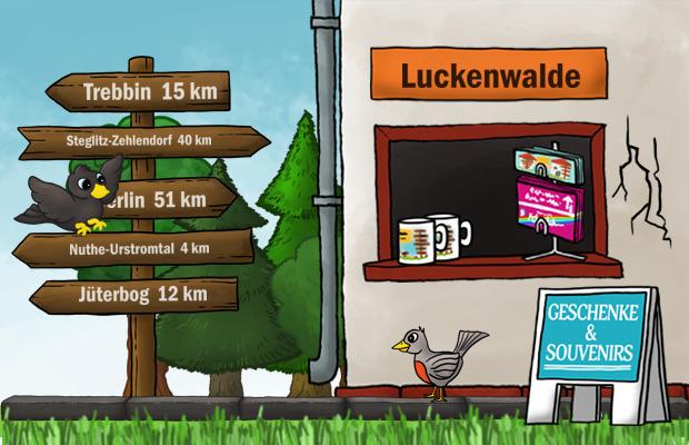 Geschenke Laden Luckenwalde