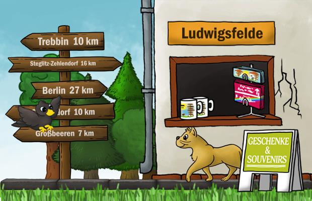 Geschenke Laden Ludwigsfelde