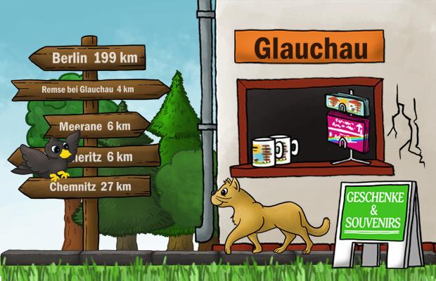 Geschenke Laden Glauchau
