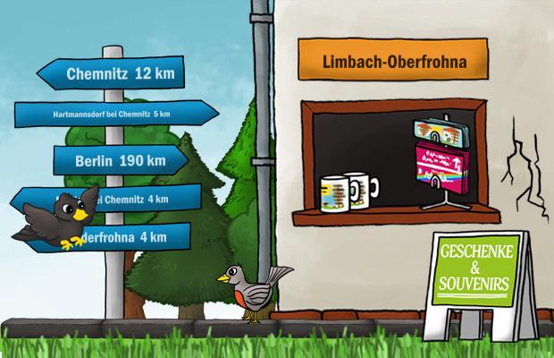 Geschenke Laden Limbach-Oberfrohna